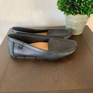 Ugg Black Loafers
